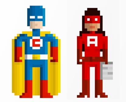 Content Strategy Heroes: Captain Content en de Audit Avenger